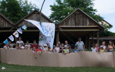 Noéval a bárkában, avagy NET tábori élménybeszámoló
