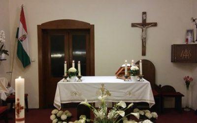Kamaraerdei kápolna miserendje – július 27. – augusztus 16.