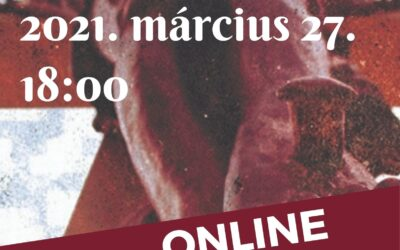 IFJÚSÁGI, GITÁROS ONLINE KERESZTÚT – MÁRCIUS 27. szombat 18:00
